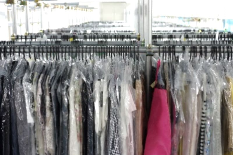 衣類保管イメージ