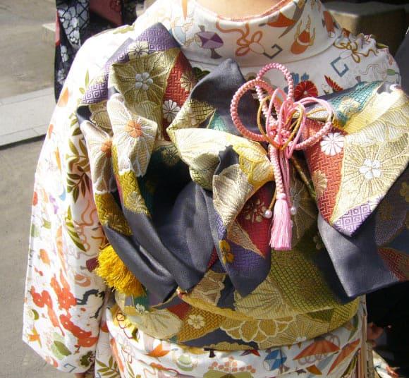 着物の利用シーン